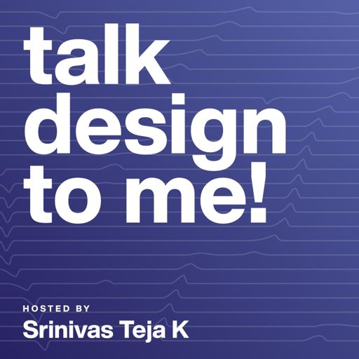 Cover art for podcast Talk Design To Me!