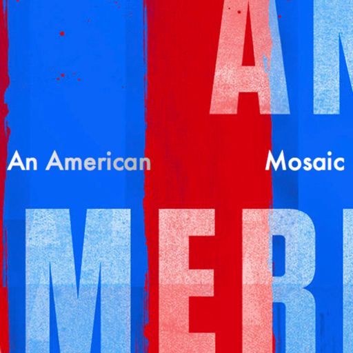 Cover art for podcast Di-a-logue, An American Mosaic