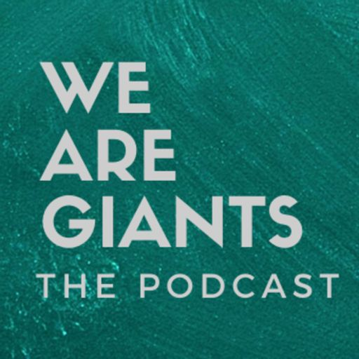 Cover art for podcast We are Giants Podcast