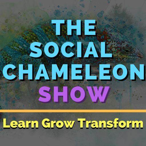 Cover art for podcast The Social Chameleon Show