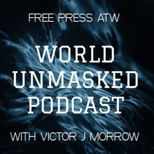 Cover art for podcast THE WORLD UNMASKED PODCAST