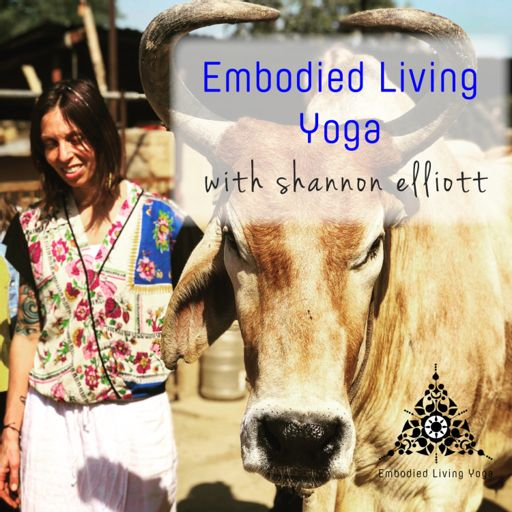 Cover art for podcast Embodied Living Yoga
