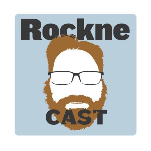 Cover art for podcast RockneCAST