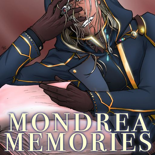 Cover art for podcast Mondrea Memories