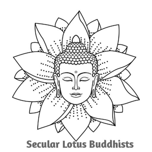 Cover art for podcast Secular Lotus Buddhists