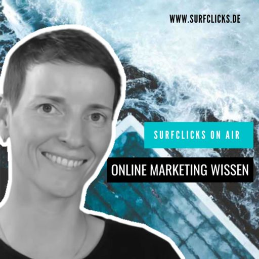 Cover art for podcast surfclicks on air - Online Marketing Wissen