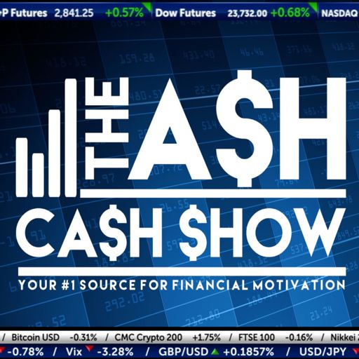 Cover art for podcast The Ash Cash Show