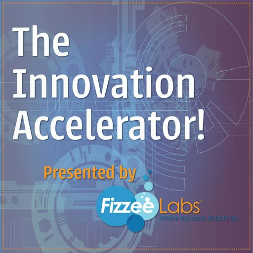 Cover art for podcast Innovation Accelerator(Official 107.7 The Bronc Podcast)