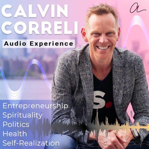 Cover art for podcast The Calvin Correli Audio Experience