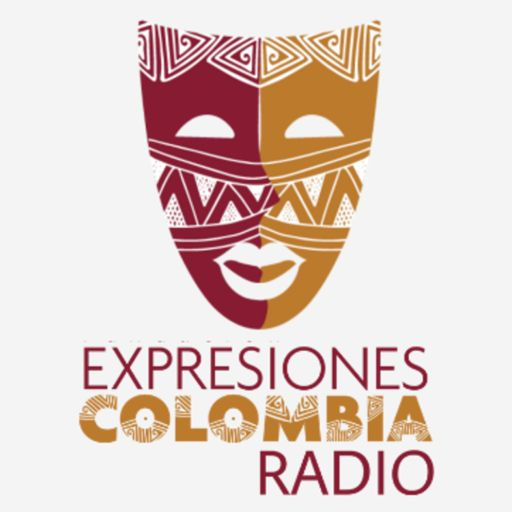 Cover art for podcast Expresiones Colombia Radio