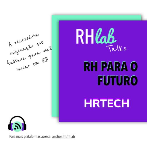 Cover art for podcast RHlab Talks