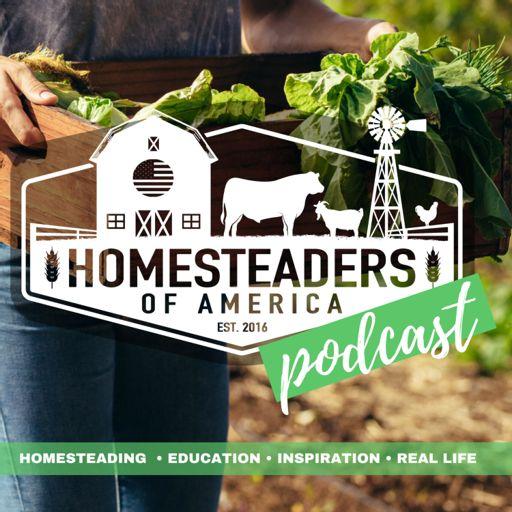 Cover art for podcast Homesteaders of America