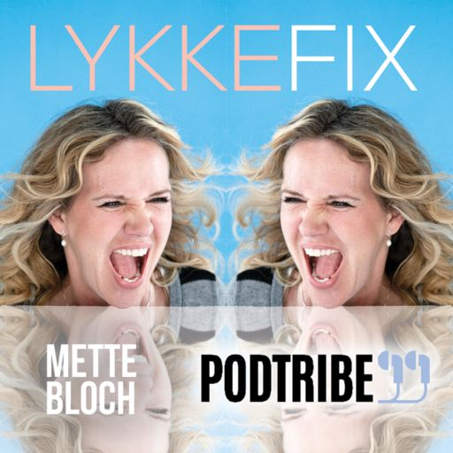 Cover art for podcast Lykkefix