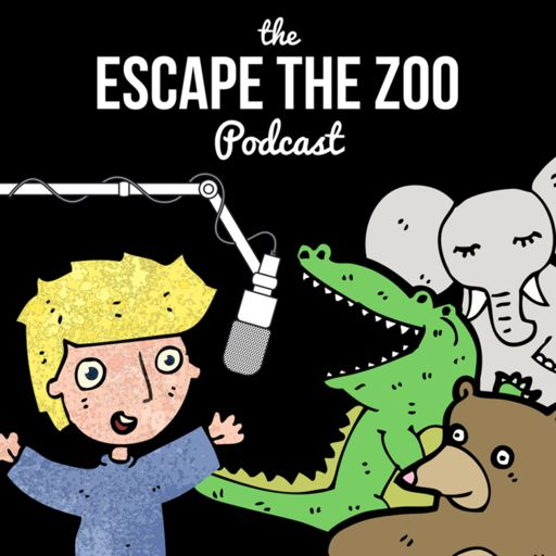 Cover art for podcast Escape The Zoo