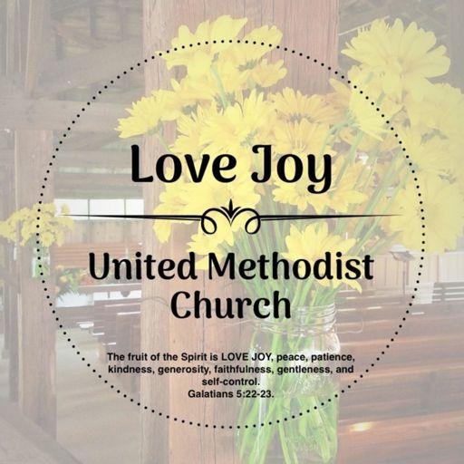 Cover art for podcast Love Joy UMC Worship Service