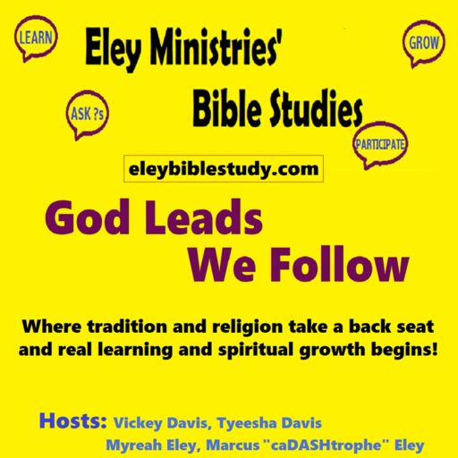 Cover art for podcast Eley Ministries'