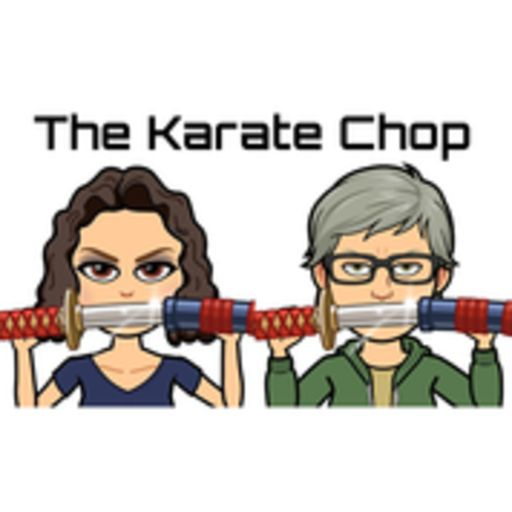 Cover art for podcast The Karate Chop