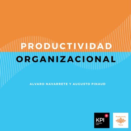 Cover art for podcast Productividad Organizacional
