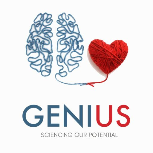 Cover art for podcast Genius: Sciencing Our Human Potential