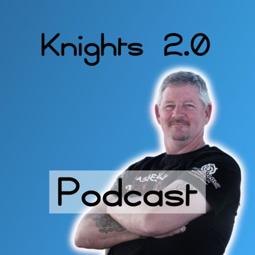 Cover art for podcast Knights 2.0 - Branding Inspirations
