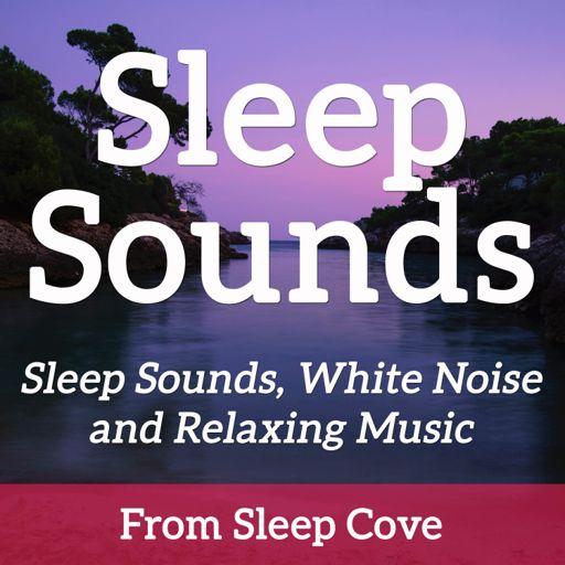 Cover art for podcast Sleep Sounds - White Noise & Sleep Music from Sleep Cove