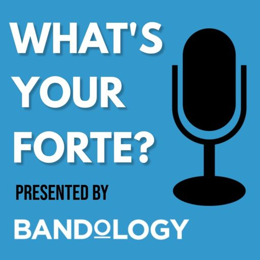 Cover art for podcast What's Your Forte? presented by Bandology