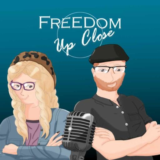 Cover art for podcast Freedom Up Close