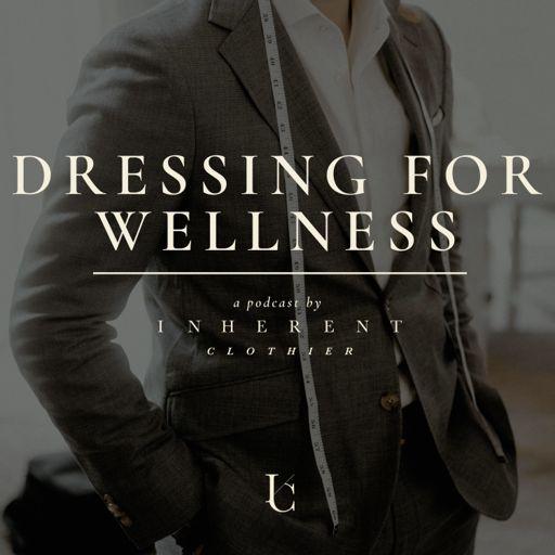 Cover art for podcast Dressing For Wellness