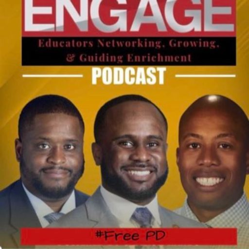 Cover art for podcast ENGAGE Podcast