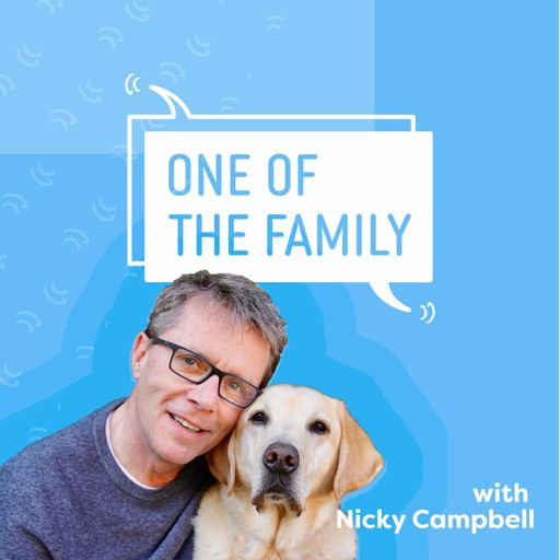 Cover art for podcast One Of The Family | A Nicky Campbell Podcast