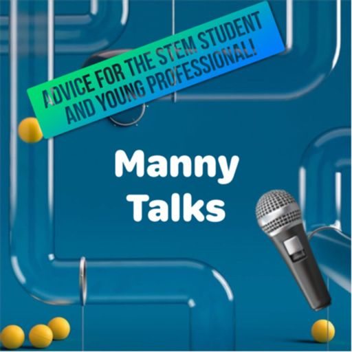 Cover art for podcast Manny Talks