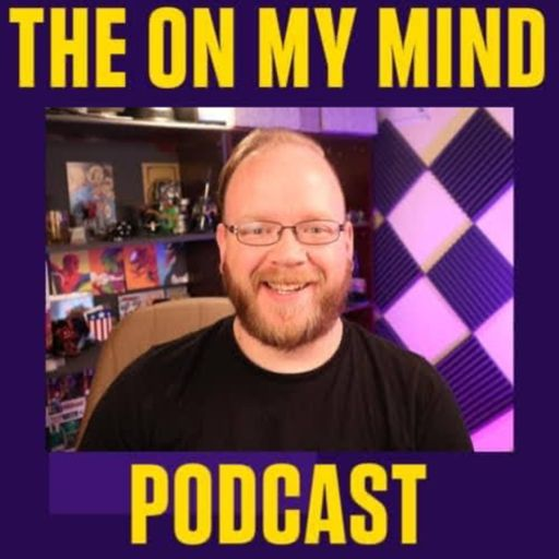 Cover art for podcast The On My Mind Podcast with RemyKeene