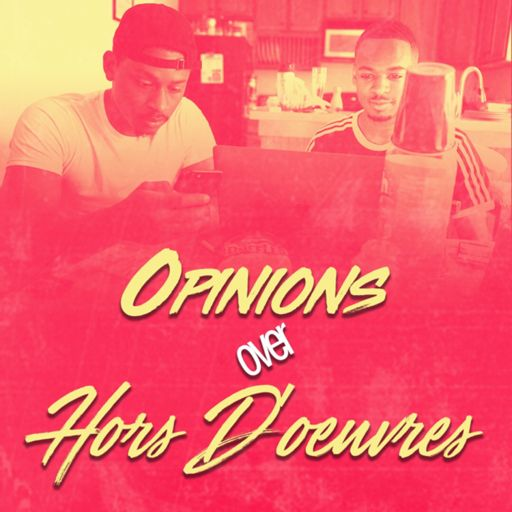 Cover art for podcast Opinions Over Hors D'oeuvres