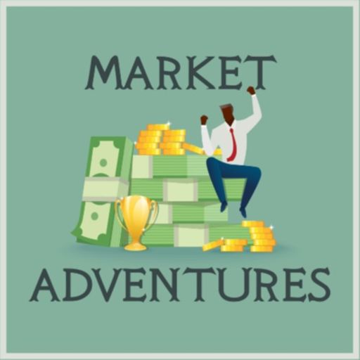 Cover art for podcast Market Adventures: The Journey to Financial Freedom