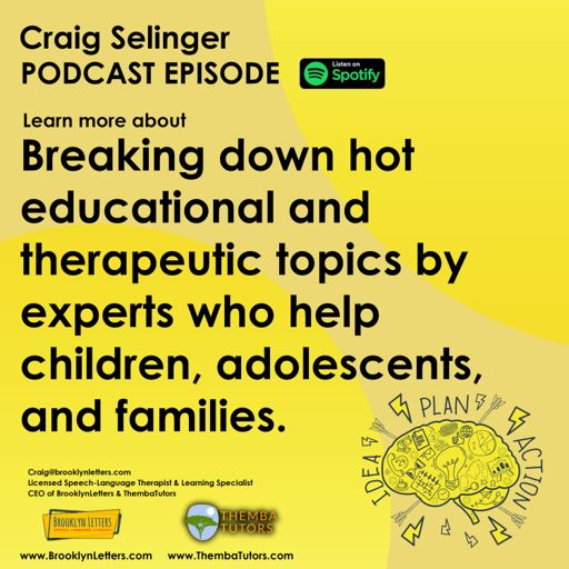 Cover art for podcast Craig Selinger