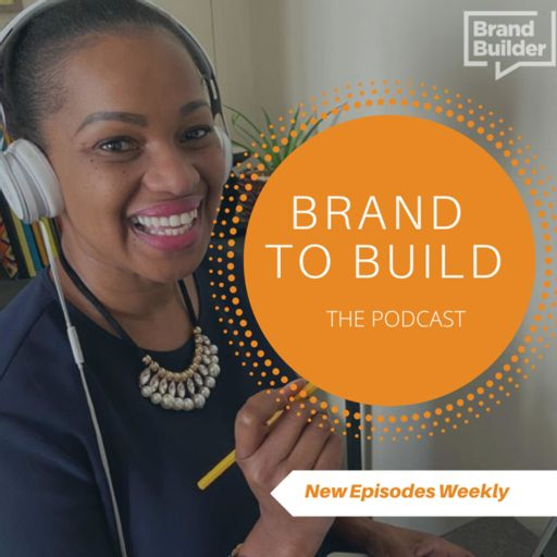 Cover art for podcast Brand to build