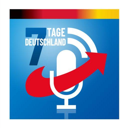 Cover art for podcast 7 Tage Deutschland - der Wochenendpodcast der AfD
