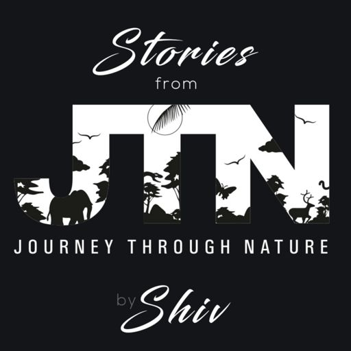 Cover art for podcast Stories from Journey Through Nature