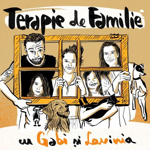 Cover art for podcast Terapie de Familie