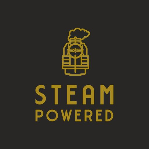 Cover art for podcast STEAM Powered