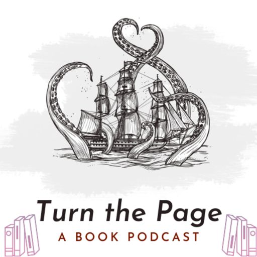 Cover art for podcast Turn the Page - A Bookish Podcast