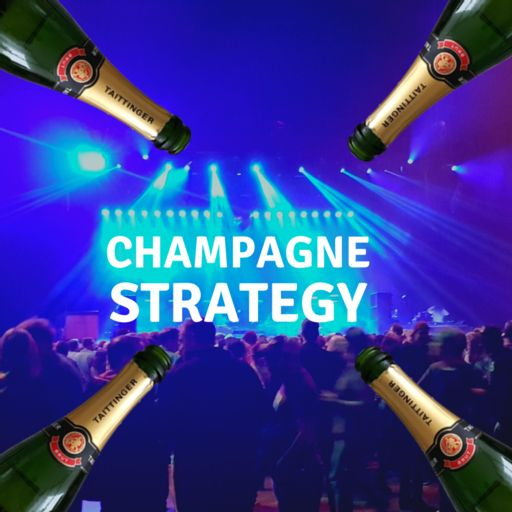 Cover art for podcast Champagne Strategy