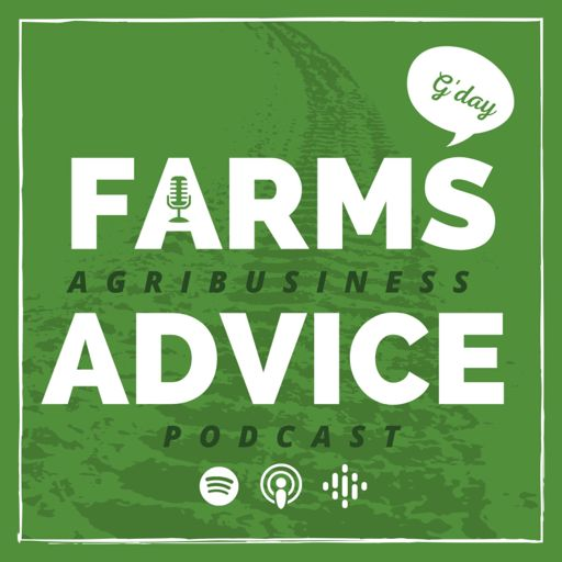 Cover art for podcast Farms Advice Agribusiness Podcast