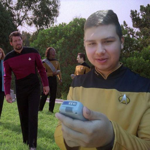 Cover art for podcast Star Trek met Jan