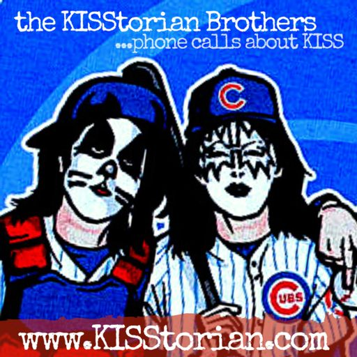 Cover art for podcast KISStorian Brothers