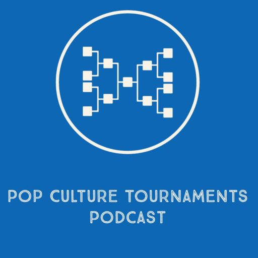 Cover art for podcast Pop Culture Tournaments