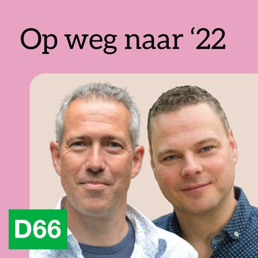 Cover art for podcast Op weg naar '22