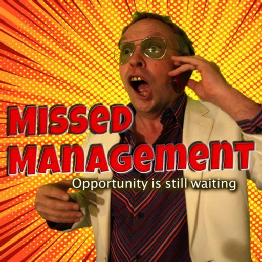 Cover art for podcast Missed Management