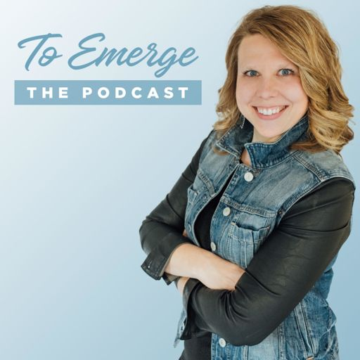 Cover art for podcast To Emerge