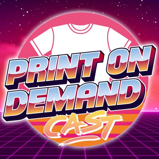 Cover art for podcast Print on Demand Cast